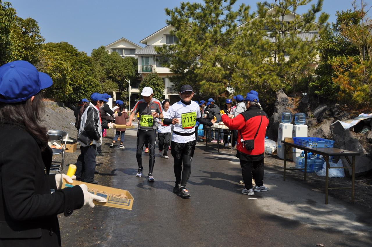 ランニング桜島 ボランティアスタッフ募集